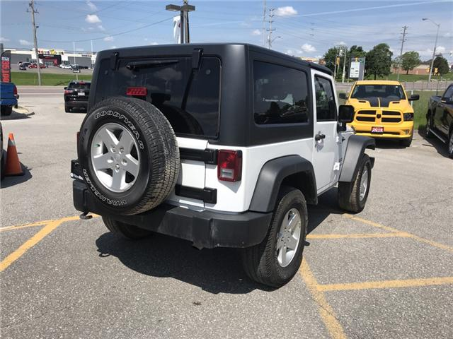 2017 Jeep Wrangler Sport (Stk: 24167T) in Newmarket - Image 5 of 17