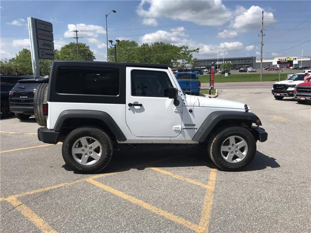 2017 Jeep Wrangler Sport (Stk: 24167T) in Newmarket - Image 6 of 17