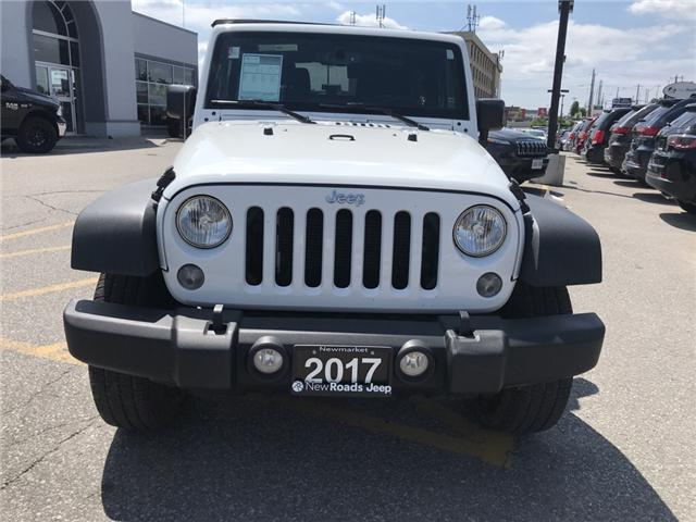 2017 Jeep Wrangler Sport (Stk: 24167T) in Newmarket - Image 8 of 17