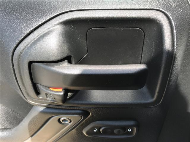 2017 Jeep Wrangler Sport (Stk: 24167T) in Newmarket - Image 12 of 17