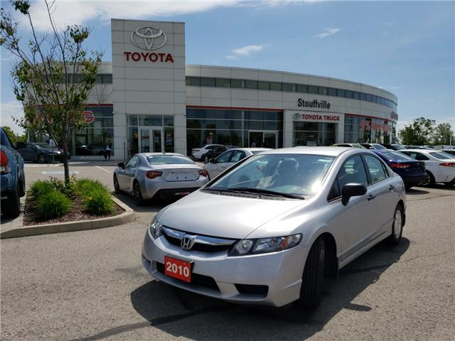 2010 Honda Civic DX-G (Stk: 200009A) in Whitchurch-Stouffville - Image 1 of 4