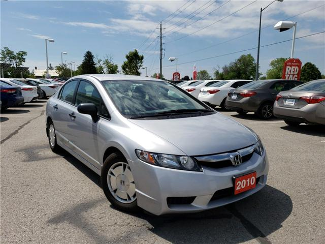 2010 Honda Civic DX-G (Stk: 200009A) in Whitchurch-Stouffville - Image 2 of 4