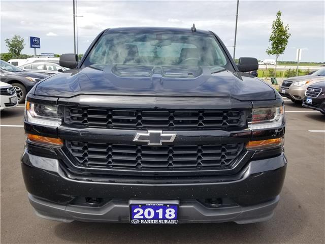 2018 Chevrolet Silverado 1500 Silverado Custom (Stk: 19SB463B) in Innisfil - Image 2 of 15