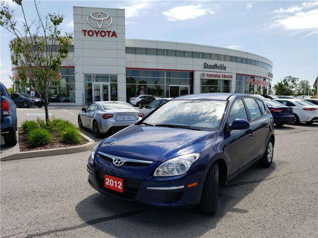 2012 Hyundai Elantra Touring GLS (Stk: P1856) in Whitchurch-Stouffville - Image 1 of 9
