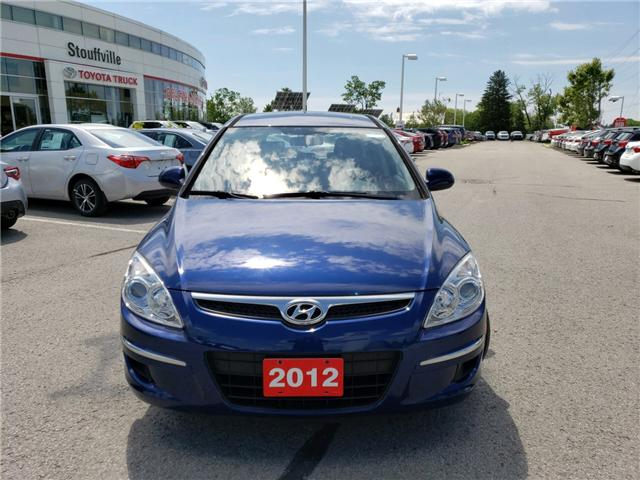2012 Hyundai Elantra Touring GLS (Stk: P1856) in Whitchurch-Stouffville - Image 2 of 9