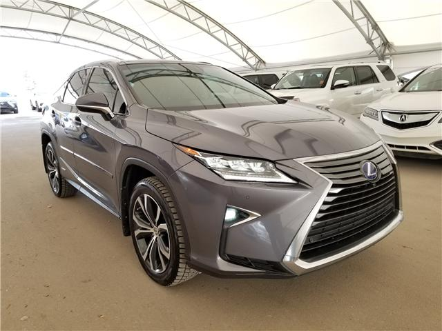 2019 Lexus RX 350 Base (Stk: L19520) in Calgary - Image 1 of 5