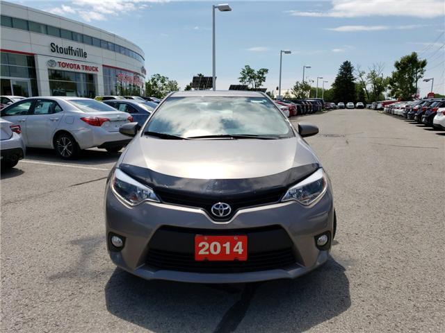 2014 Toyota Corolla LE (Stk: P1855) in Whitchurch-Stouffville - Image 2 of 13