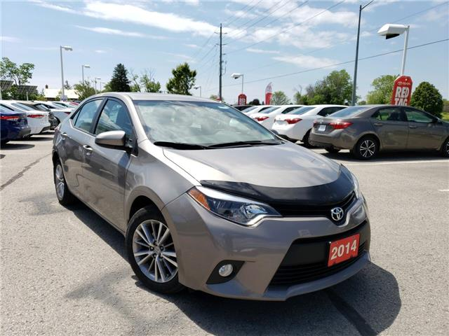 2014 Toyota Corolla LE (Stk: P1855) in Whitchurch-Stouffville - Image 4 of 13
