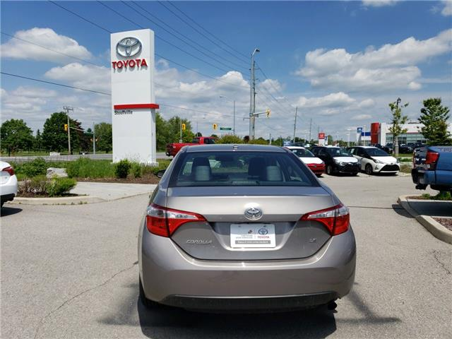 2014 Toyota Corolla LE (Stk: P1855) in Whitchurch-Stouffville - Image 5 of 13