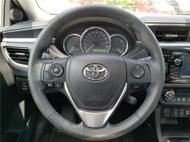 2014 Toyota Corolla LE (Stk: P1855) in Whitchurch-Stouffville - Image 6 of 13