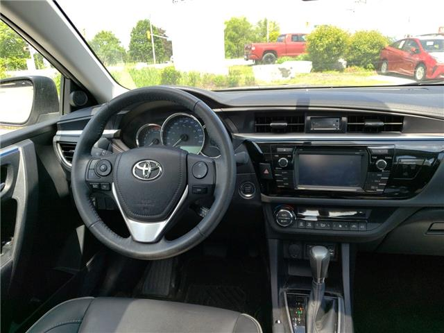 2014 Toyota Corolla LE (Stk: P1855) in Whitchurch-Stouffville - Image 7 of 13