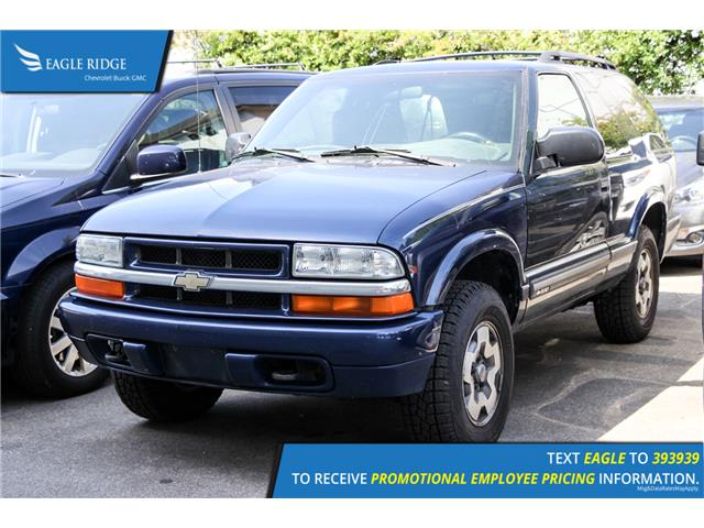 2005 Chevrolet Blazer LS ZE5 (Stk: 058442) in Coquitlam - Image 1 of 3