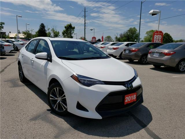 2018 Toyota Corolla LE (Stk: P1854) in Whitchurch-Stouffville - Image 4 of 12