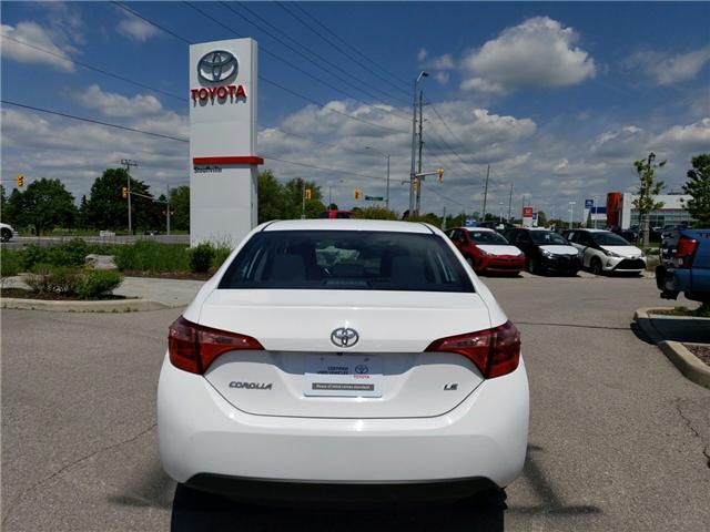 2018 Toyota Corolla LE (Stk: P1854) in Whitchurch-Stouffville - Image 5 of 12
