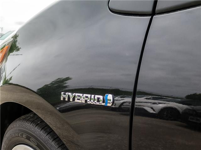 2019 Toyota Prius C Upgrade (Stk: 97022) in Waterloo - Image 8 of 17