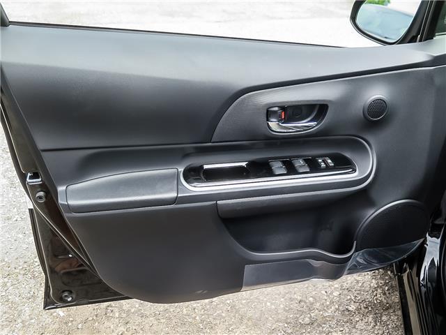 2019 Toyota Prius C Upgrade (Stk: 97022) in Waterloo - Image 9 of 17
