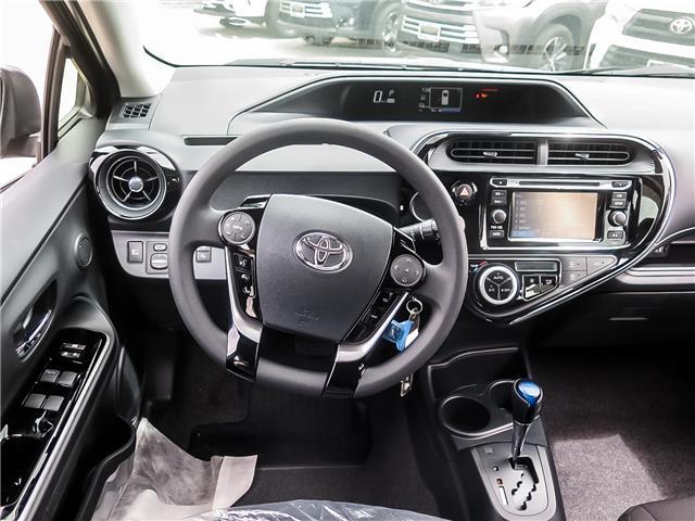 2019 Toyota Prius C Upgrade (Stk: 97022) in Waterloo - Image 13 of 17