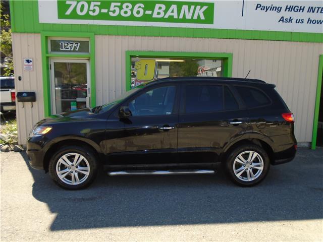 2012 Hyundai Santa Fe Limited 3.5 (Stk: ) in Sudbury - Image 1 of 6