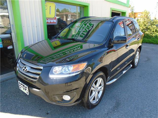 2012 Hyundai Santa Fe Limited 3.5 (Stk: ) in Sudbury - Image 2 of 6