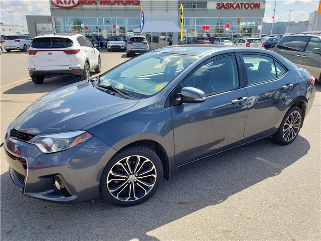 2015 Toyota Corolla S (Stk: 39045A) in Saskatoon - Image 1 of 28