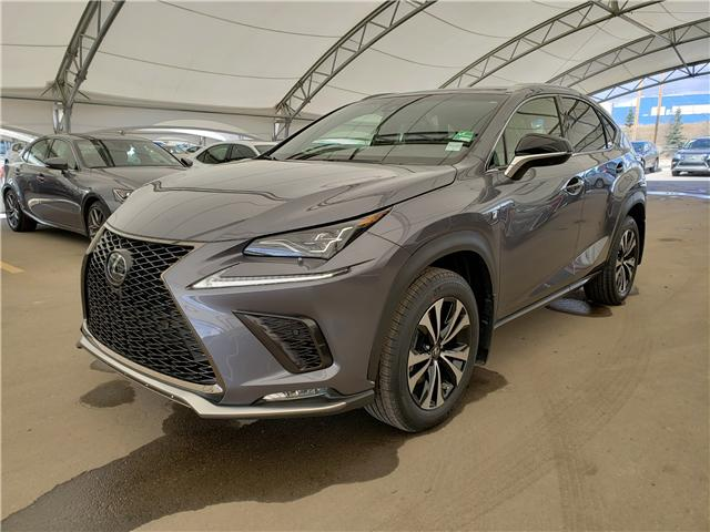 2020 Lexus NX 300 Base (Stk: L20003) in Calgary - Image 2 of 5