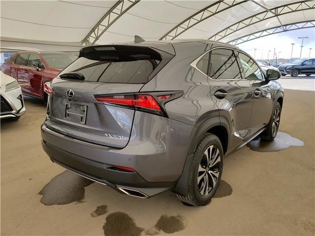 2020 Lexus NX 300 Base (Stk: L20003) in Calgary - Image 4 of 5