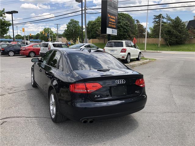 2012 Audi A4 2.0T Premium Plus (Stk: -) in Ottawa - Image 25 of 33