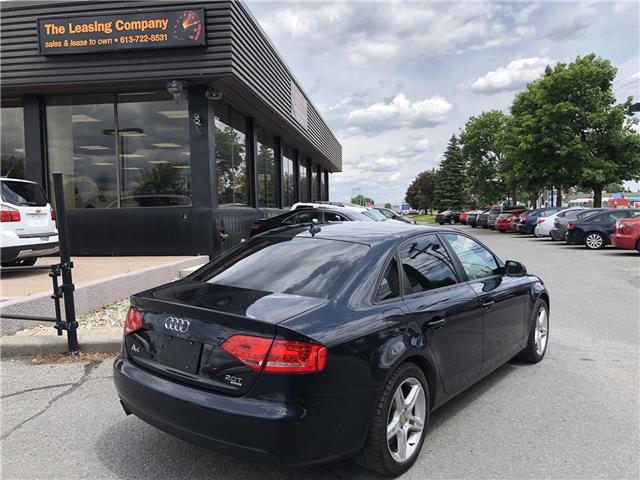 2012 Audi A4 2.0T Premium Plus (Stk: -) in Ottawa - Image 26 of 33