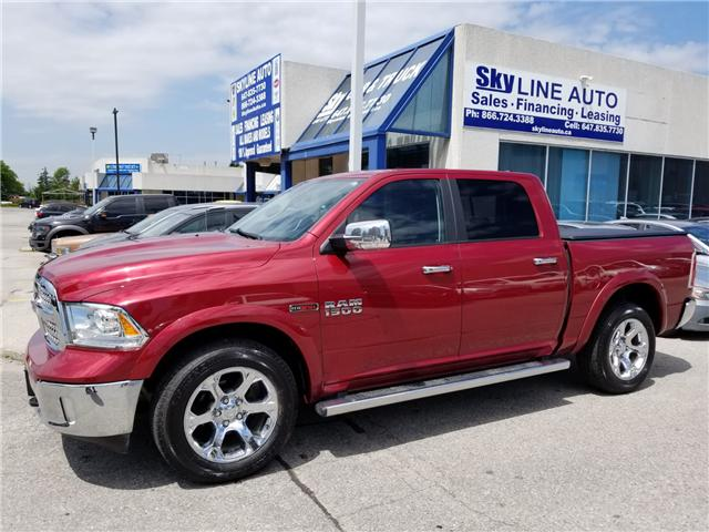 2014 RAM 1500 Laramie (Stk: ) in Concord - Image 1 of 20