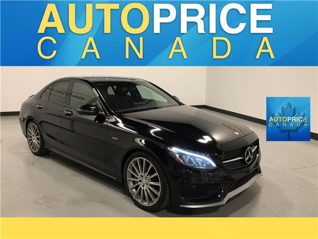 2016 Mercedes-Benz C-Class Base (Stk: W0396) in Mississauga - Image 1 of 29