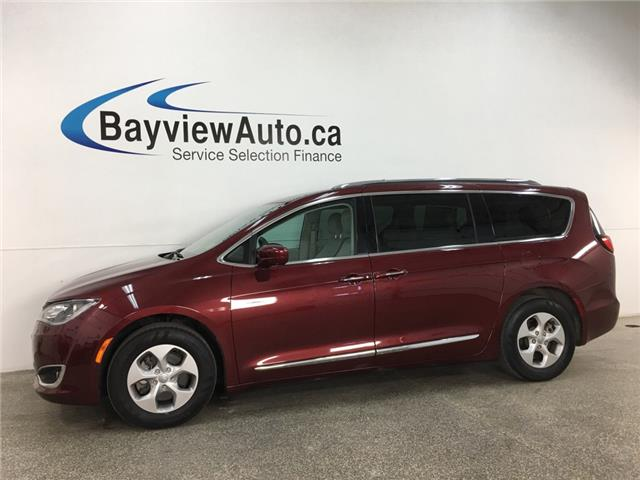 2017 Chrysler Pacifica Touring-L Plus (Stk: 35126W) in Belleville - Image 1 of 29