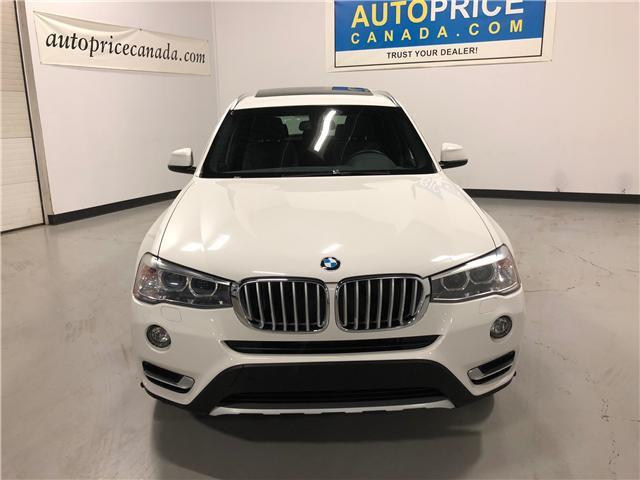 2017 BMW X3 xDrive28i (Stk: W0413) in Mississauga - Image 2 of 29