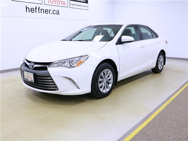 2015 Toyota Camry LE (Stk: 195438) in Kitchener - Image 1 of 31