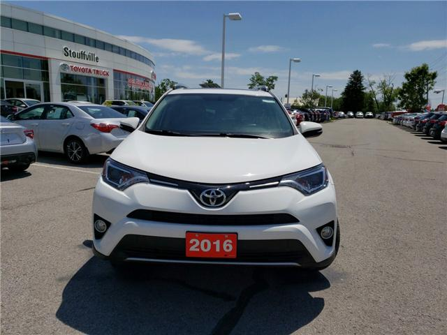 2016 Toyota RAV4 XLE (Stk: P1853) in Whitchurch-Stouffville - Image 2 of 14