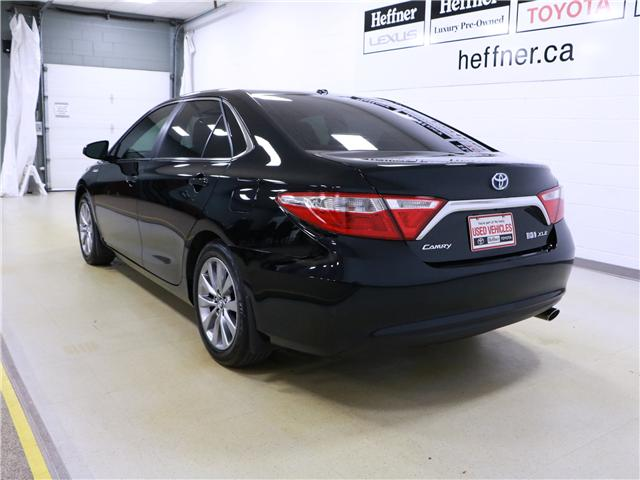 2016 Toyota Camry Hybrid XLE (Stk: 195533) in Kitchener - Image 2 of 34
