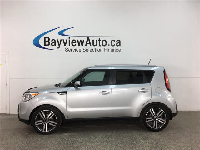 2015 Kia Soul SX Luxury (Stk: 34918J) in Belleville - Image 1 of 26