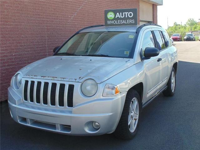 2010 Jeep Compass Sport/North (Stk: U3391A) in Charlottetown - Image 1 of 7
