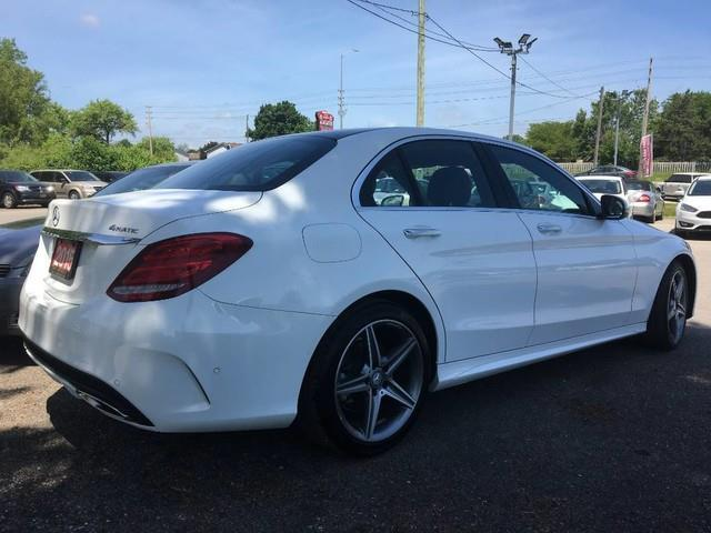 2015 Mercedes-Benz C-Class Base (Stk: 4998) in London - Image 7 of 27