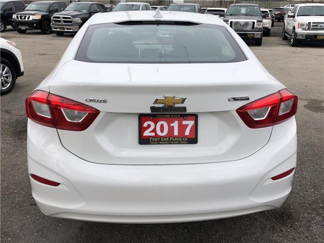 2017 Chevrolet Cruze Premier Auto (Stk: 5158) in London - Image 6 of 18