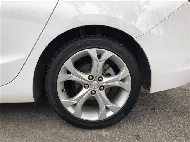 2017 Chevrolet Cruze Premier Auto (Stk: 5158) in London - Image 9 of 18