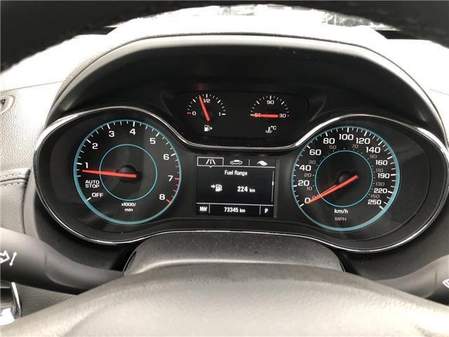 2017 Chevrolet Cruze Premier Auto (Stk: 5158) in London - Image 10 of 18
