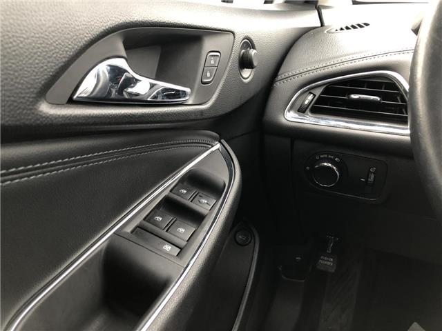 2017 Chevrolet Cruze Premier Auto (Stk: 5158) in London - Image 13 of 18