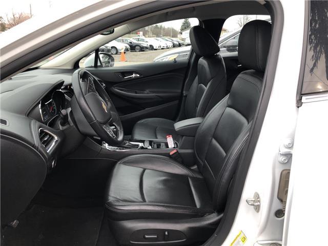 2017 Chevrolet Cruze Premier Auto (Stk: 5158) in London - Image 16 of 18