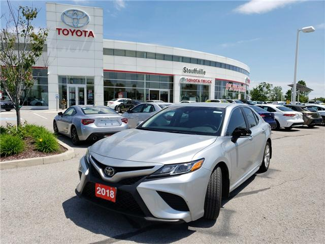 2018 Toyota Camry SE (Stk: P1852) in Whitchurch-Stouffville - Image 1 of 13
