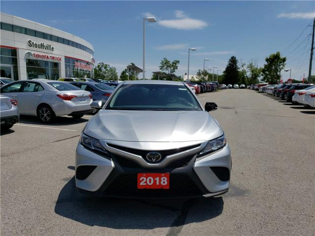 2018 Toyota Camry SE (Stk: P1852) in Whitchurch-Stouffville - Image 2 of 13