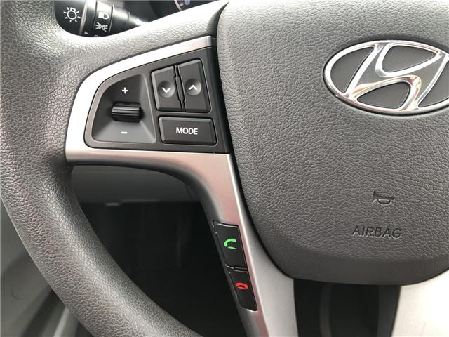 2017 Hyundai Accent  (Stk: 5169) in London - Image 14 of 23