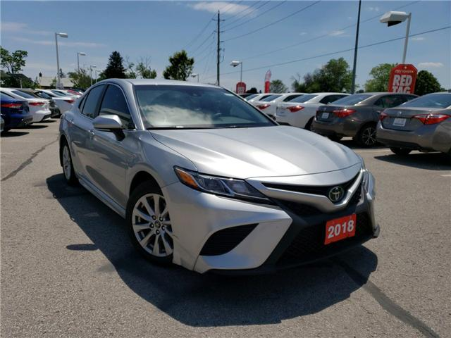 2018 Toyota Camry SE (Stk: P1852) in Whitchurch-Stouffville - Image 4 of 13