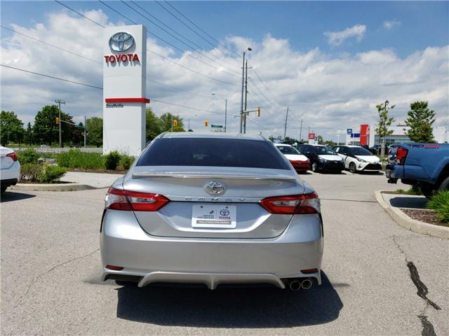 2018 Toyota Camry SE (Stk: P1852) in Whitchurch-Stouffville - Image 5 of 13