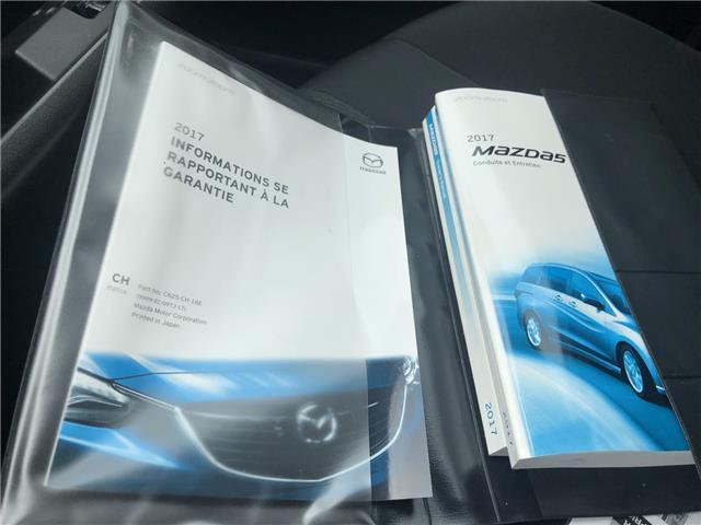 2017 Mazda Mazda5 GS (Stk: 5134) in London - Image 22 of 23
