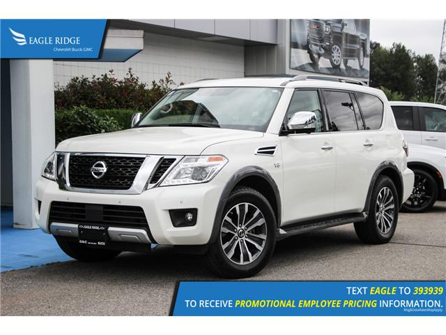 2018 Nissan Armada SL (Stk: 189507) in Coquitlam - Image 1 of 20